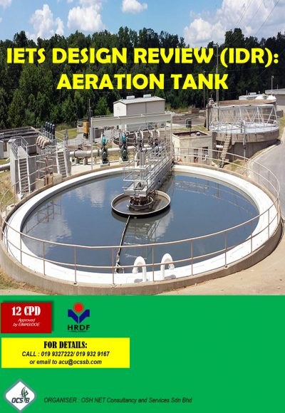 IETS DESIGN REVIEW (IDR).AERATION TANK