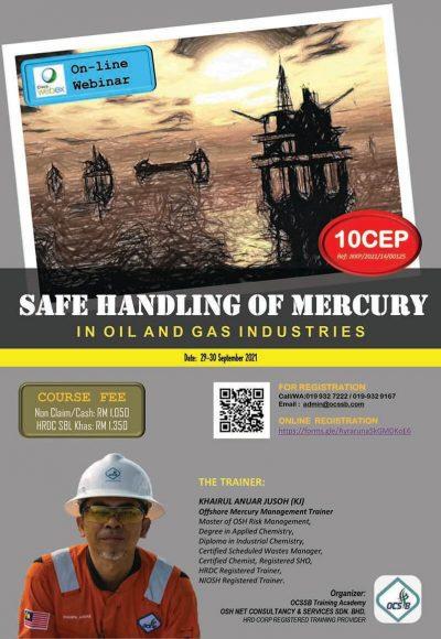 ONLINE Safe Handling of Mercury In Oil& Gas Brochure-1